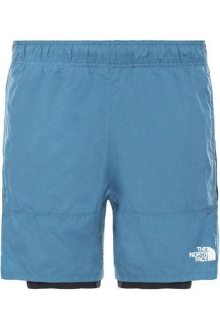 The North Face Shorts Active Trail Dual blue/black