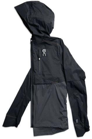 On Running Coat Weather-Jacket black