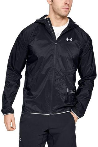 Under Armour Coupe-Vent Qualifier Packable Jacket Noir