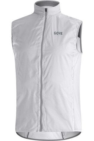 Gore Wear Windstopper Drivevest white