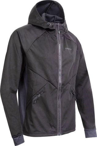 Craft Windstopper Glide Hood Jkt M black