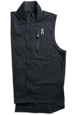On Running Windstopper Weather-Vest black
