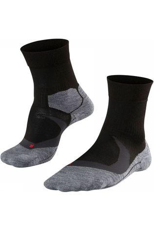 Falke Sock RU4 Cool black/light grey