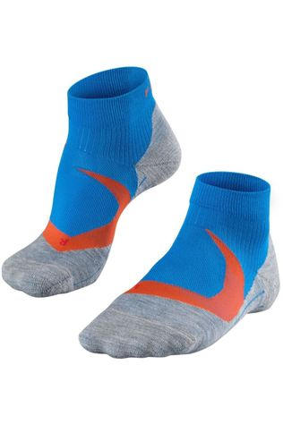 Falke Sock Ru4 Cool blue/dark grey