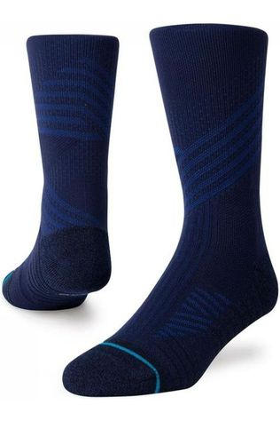 Stance Sock Athletic Crew St Navy Blue
