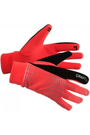 Craft Glove Brilliant 2.0 Thermal red