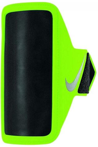 Nike Equipment Armband Smartphone Lean Geel