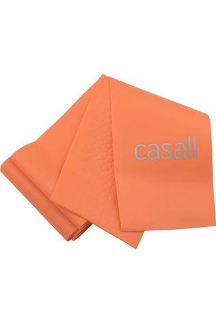 Casall Fitness Materiaal Flex Band Hard 1Pcs Oranje