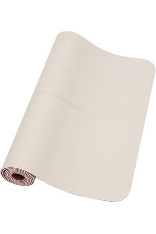 Casall Materiel Fitness Yoga Mat Position 4MM Brun/Rose Moyen