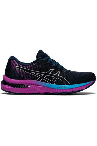 Asics Shoe Gel-Cumulus 22 dark blue/Fuchsia
