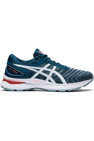 Asics Shoe Gel-Nimbus 22 Mid Blue (Jeans)/White