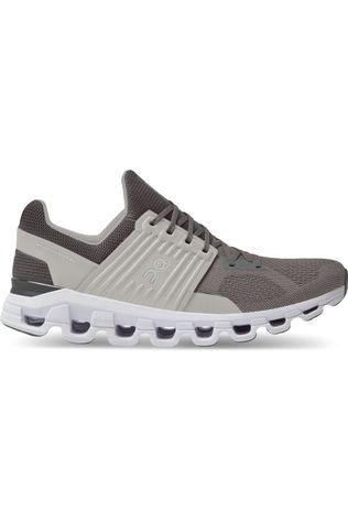 On Running Shoe Cloudswift mid grey