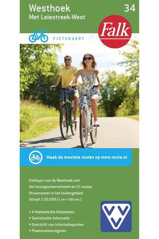 Falk Flemish Ardennes 35 Cycle Map 2019