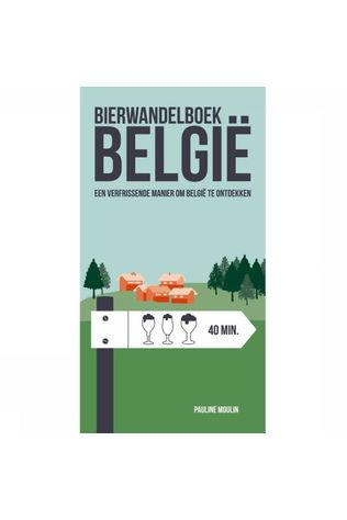 Luster Dutch Book Bierwandelboek België 2019