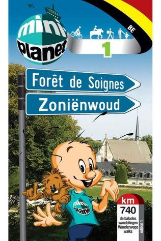 MINI PLANETE Forêt De Soignes / Zoniënwoud Mini-Planet - BE01 2020