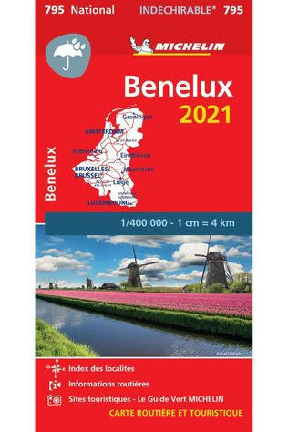 Michelin Benelux - Highly Resistant 2017 2021