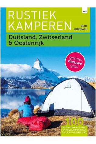 RUSTIEK KAMPEREN Livre Rustiek Kamperen Rk.020 2019