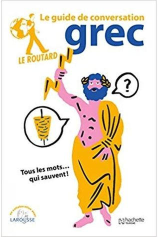 Routard Grec Guide De Conversation 2019