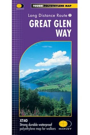HARVEY Great Glen Way Xt40 Harvey Wp 2017