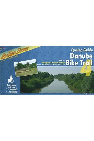 Bikeline Danube Bike Trail 4 Budapest to the Black Sea-SOLD OUT 2008
