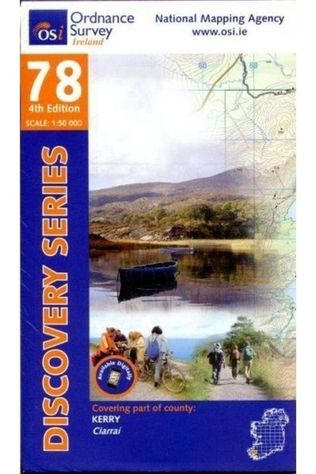 Ordnance Survey Kerry 2015