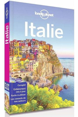 Lonely Planet Italie 8 2018