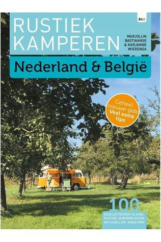 RUSTIEK KAMPEREN Livre Rustiek Kamperen Rk.075 2019