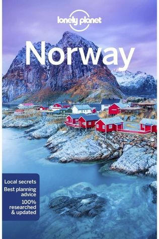 Lonely Planet Norway 7 2018