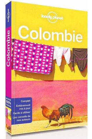 Lonely Planet Colombie 2 2018
