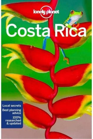 Lonely Planet Costa Rica 13 2018