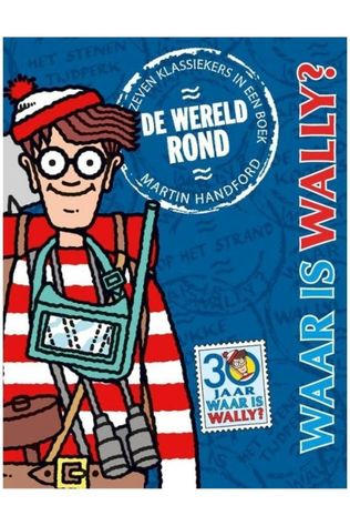 Outdoor Waar Is Wally? - De Wereld Rond Uitg Manteau 2019