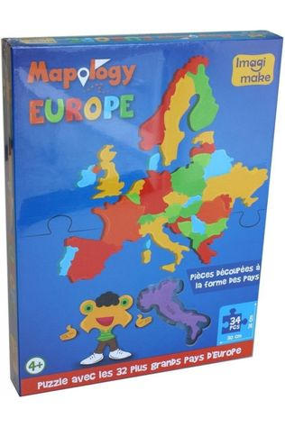 IMAGI MAKE Europe (Fr) Foam Puzzle 2017