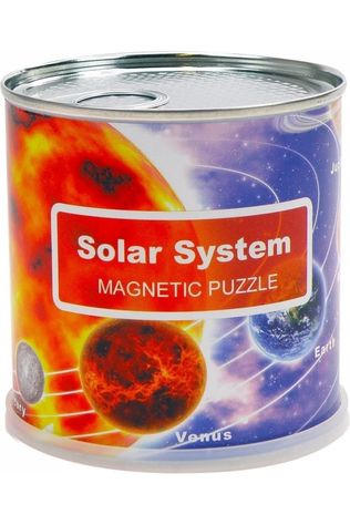 EXTRAGOODS Solar System Magnetic Puzzle100 Pieces 26X35Cm 2017