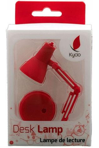 KYCIO Desk Lamp Red 2014