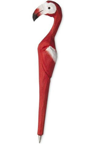 Yaya Home Woonaccessoire Animal Pencil Flamingo Donkerroze