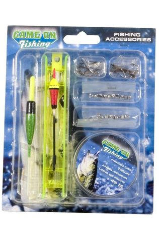 Game On Fishing Toys Fishing Accessory Set No colour