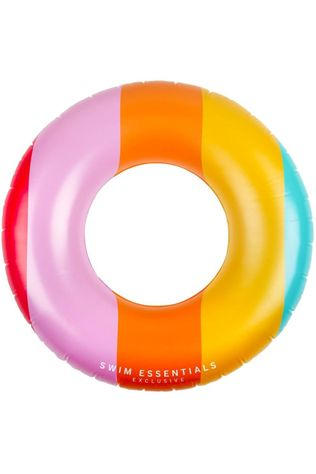 Swim Essentials Toys Rainbow Swimring  Ass. Rainbow