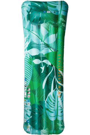 Swim Essentials Toys Luxe Tropical Lie-On  mid green/light green