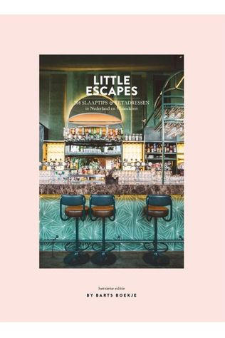 Spectrum Lifestyle Livre en Néerlandais Little Escapes Pas de couleur / Transparent