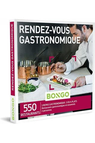 Bongo BONG RENDEZ-VOUS GASTRONOMIQUE No colour / Transparent