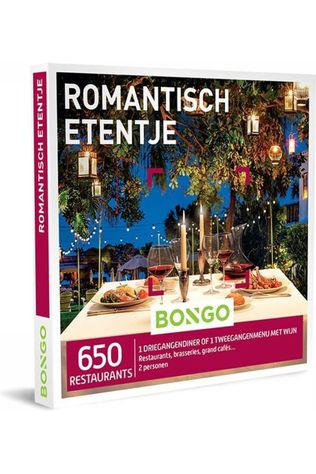 Bongo BONG ROMANTISCH ETENTJE No colour / Transparent