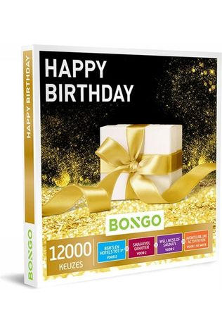 Bongo Bon Happy Birthday 49,90 Pas de couleur