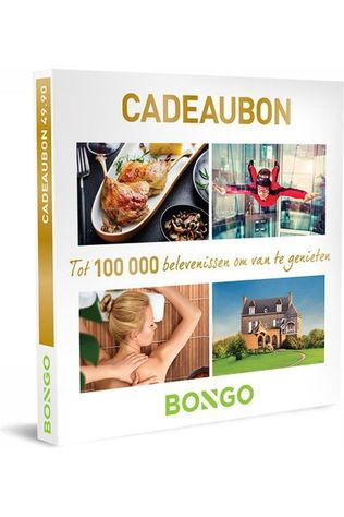 Bongo BONG CADEAUBON 49,90 No colour / Transparent