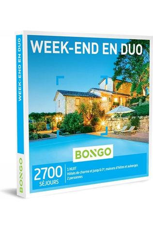 Bongo Bon Week-End En Duo Pas de couleur / Transparent