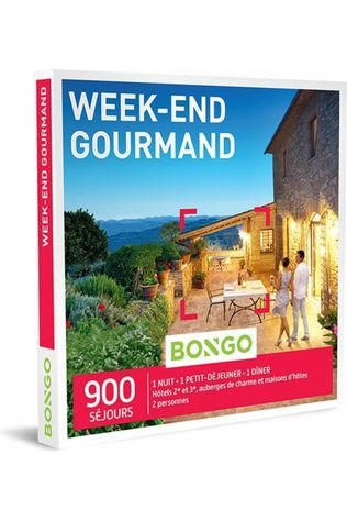 Bongo Bon Week-End Gourmand Pas de couleur