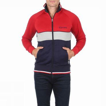 Cardigan O L Tri Tricot Banner Track Top