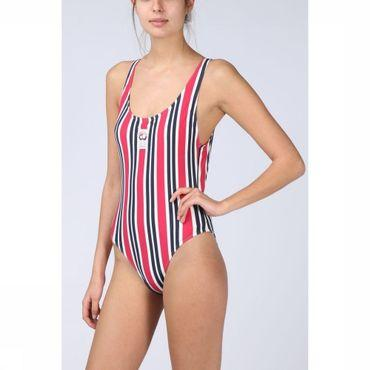 Bathing Suit Borage Localstripe