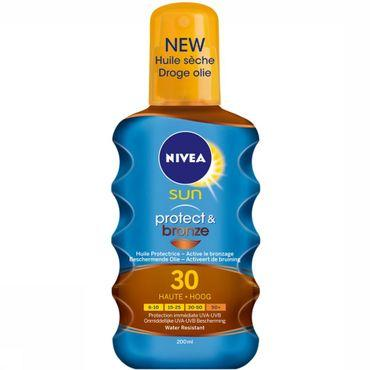 Sun Protection SPF30 200ML Protect & Bronze