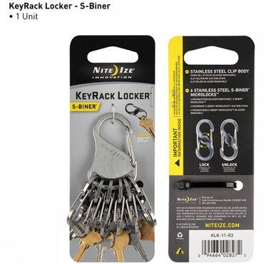 Diverse Keyrack Locker Steel