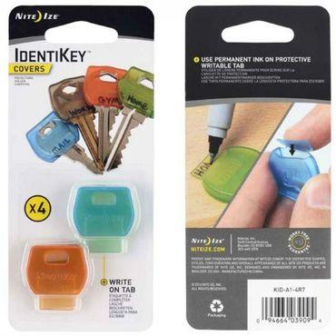 Identikey Covers 4-Pack